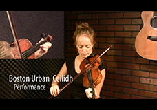 Boston Urban Ceilidh