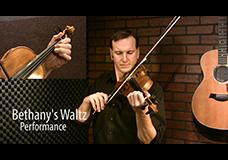 Bethany's Waltz