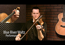 Blue River Waltz