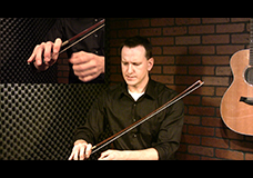 Fiddle Technique Tutorial – Bow Hold