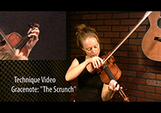 "Scottish Grace Note Tutorial – ""The Scrunch"""
