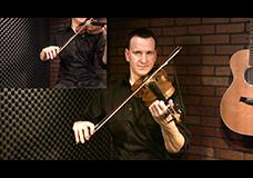 Fiddle Technique Tutorial – Basic Hokum Bowing