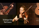 Scottish Groove Tutorial – The Reel
