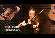 Scottish Groove Tutorial – The Strathspey