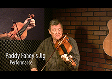 Paddy Fahey's Jig