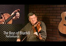 The Boys of Bluehill
