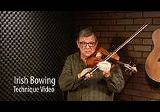 Bowing – Irish Fiddle Technique Lesson