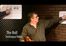 Rolls and Gracenotes – Fiddle Technique Lesson