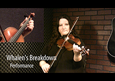 Whalen's Breakdown