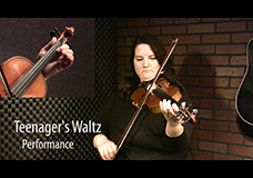 Teenager's Waltz
