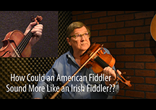 How to Play Trad Irish Fiddle