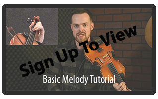 Basic Melody tutorial