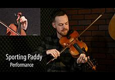 Sporting Paddy (reel)