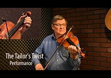 The Tailor's Twist (Hornpipe)