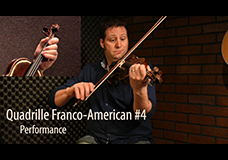 Quadrille Franco-American Part 4