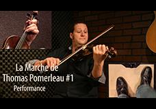 La Marche de Thomas Pomerleau #1