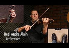 André Alain (reel)