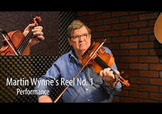Martin Wynne's No. 1 (reel)