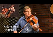 Paddy's Return (Jig)
