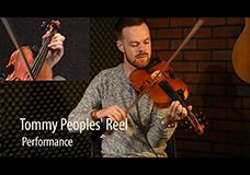 Tommy Peoples' Reel
