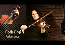 Fiddle Fingers (reel)
