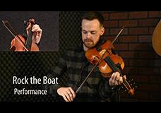 Rock the Boat (Jig)