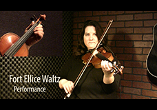 The Fort Ellice Waltz