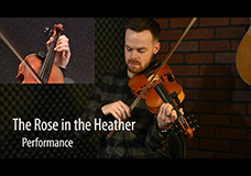 The Rose in the Heather (Jig)
