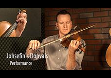 Johsefin's Dopvals (Josafin's Waltz)