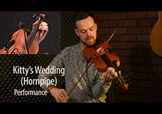 Kitty's Wedding (Hornpipe)