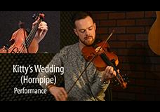 Kitty's Wedding (Hornpipe)