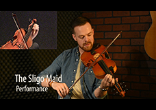 The Sligo Maid (Reel)