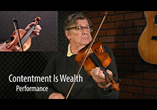 Contentment is Wealth (Jig)