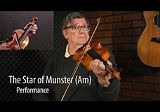 The Star of Munster Am (Reel)
