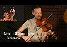 Mairtin O'Connor's Reel