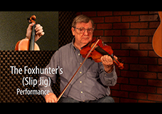 The Foxhunter's Slip Jig