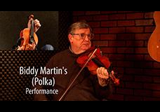 Biddy Martin's Polka
