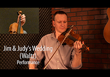 Jim and Judy's Wedding Waltz (J & J's Waltz)