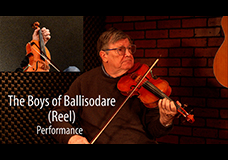 The Boys of Ballisodare Reel