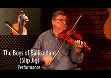 The Boys Of Ballisodare (Slip Jig)