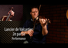 Lancier de Valcartier 2e Partie