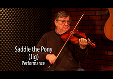 Saddle the Pony (Jig)