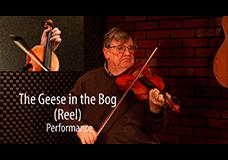 The Geese in the Bog (Reel)