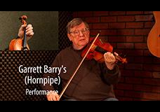 Garrett Barry's Hornpipe