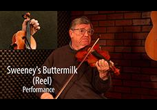 Sweeney's Buttermilk (Reel)