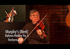 Murphy's Reel (Raheen Medley 3)