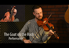 The Goat on the Rock (Reel)