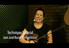 Technique Tutorial – Jam and Band Conventions
