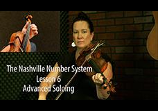Nashville Number System Lesson 6 – Advanced Soloing