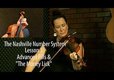 "Nashville Number System Lesson 3 – Advanced Fills & ""The Money Lick"""